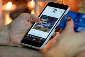 פלטפורמה לקניות באינטרנט