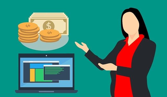 קידום תחומים פיננסים באינטרנט